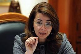 الدكتور غادة والى، وزير التضامن