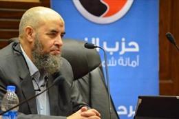 يونس مخيون رئيس حزب النور بالاسكندرية