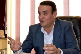 النائب صلاح حسب الله القيادي ائتلاف دعم مصر