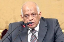 """""""عبدالعال"""" يلتقي رئيس نادي القضاة لاحتواء الأزمة"""