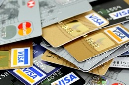 بطاقات الائتمان