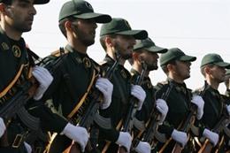 الحرس الثورى الإيرانى 23/4/2017