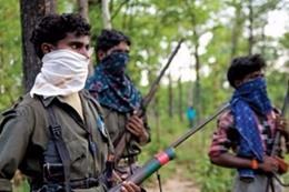 متمردون يقتلون 24 عسكريًا بالهند