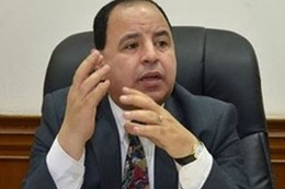 الدكتور محمد معيط نائب وزير المالية