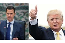 """8 أسباب دفعت """"ترامب"""" لمعاقبة الأسد"""