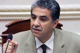خالد فهمى، وزير البيئة