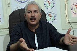 """حسين عبدالرحمن """"ابوصدام""""، نقيب عام الفلاحين"""
