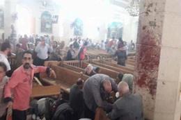 تفجير كنيسة مارجرجس بطنطا