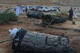 تدمير صاروخ باليستي فوق الرياض
