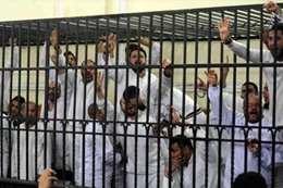 سجناء إخوان