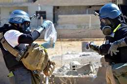منظمة حظر الأسلحة الكيميائية