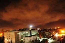 الضربة العسكرية ضد بشار