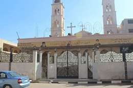 كنيسة العذراء صورة أرشيفية