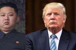 ترامب وكيم جونغ