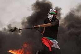 """تظاهرات """"جمعة الشهداء والأسرى"""""""