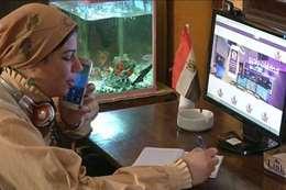 """محاسن صابر مؤسسة إذاعة """"مطلقات مصر"""""""