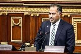 سليمان وهدان وكيل البرلمان
