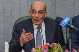 الدكتور عبد المنعم البنا، وزير الزراعة واستصلاح الأراضي