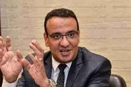 صلاح حسب الله، المتحدث باسم مجلس النواب، والمتحدث باسم ائتلاف دعم مصر