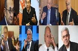 مرشحو الرئاسة السابقين