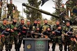 جيش الإسلام (أرشيفية)