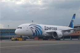 رئيس مصر للطيران :اقلع الطائرة «الدريم لاينر» الجديدة الي الكويت