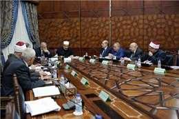 «الطيب» يترأس اجتماع مجلس أمناء بيت الزكاة والصدقات