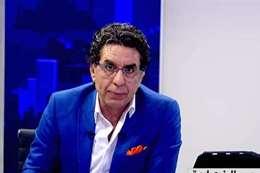 الإعلامي محمد ناصر
