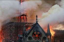 حريق الكنيسة
