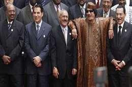 5 حكام عرب