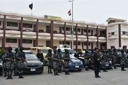 استعدادات قوات الأمن لتأمين الإستفتاء