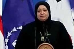 والدة الشهيد البطل أحمد حسين
