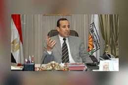 اللواء محمد عبد الفضيل، شوشة محافظ شمال سيناء