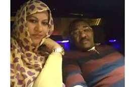 طه عثمان والوزيرة الموريتانية
