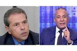 الإعلامي توفيق عكاشة و أحمد موسي