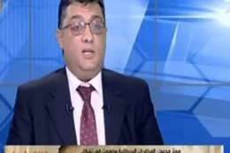 معتز محسن، الباحث في شؤون الجماعات الإسلامية