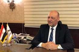 حسين أبو العطا رئيس حزب مصر الثورة