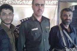 ضابط يمني