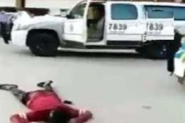 شاهد.. مقيم يسقط جثة هامدة بالكويت