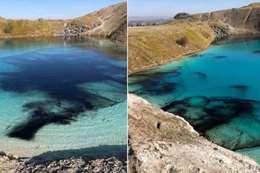 تشويه بحيرة هاربر هيل لمنع الزائرين بدولة أوربية