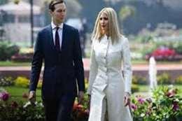 إيفانكا ترامب وزوجها يتجاهلان الحجر بسبب عيد الفصح