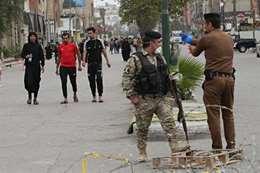 حظر تجول العراق