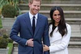 الأمير  هاري و ميجان