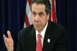 آندرو كومو حاكم ولاية نيويورك