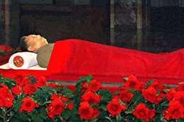 حقيقة صورة جثمان زعيم كوريا الشمالية