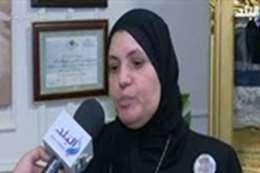 والدة الشيهد محمد صلاح