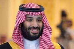 لم ترها من قبل.. صورة نادرة لولي العهد السعودي