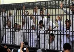 اليوم: استئناف إعادة محاكمة 21 متهمًا فى أحداث عنف دلجا