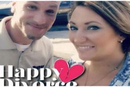 """زوجان يحتفلان بطلاقهم بـ""""السيلفى"""""""