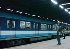 اصابة 3 أشخاص في انفجار بمحطة مترو المرج